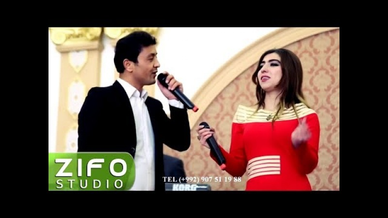 Курбони Сафарзод ва Фотима - Ханда ба лаб | Qurboni Safarzod and Fotima - Handa ba lab 2018