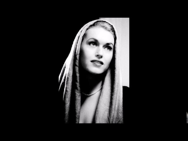 Inge Borkh grants her Radiant Soprano and Dark Chest Voice to Dyer's Wife
