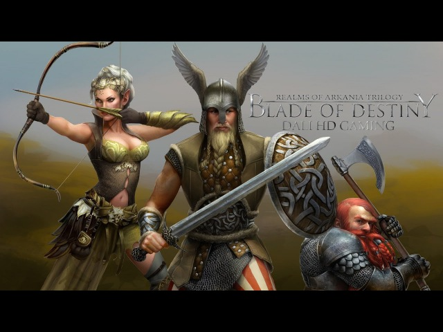Realms of Arkania: Blade of Destiny - For the Gods DLC