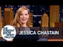 Jessica Chastain Gets SNL Hosting Advice from Gal Gadot and Amy Schumer