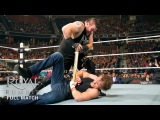 FULL MATCH - Ambrose vs. Owens - Intercontinental Title Last Man Standing Match: Royal Rumble 2016