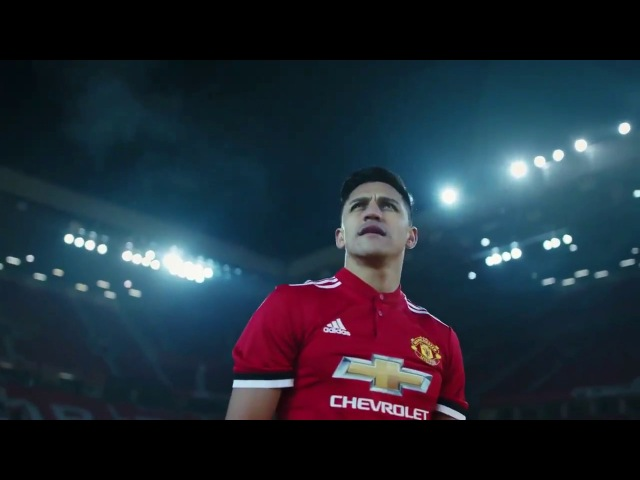 Man United Officially Introducing Alexis Sanchez!