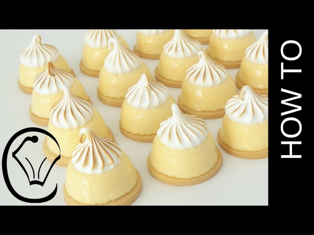 Mini Lime Curd Meringue Tarts by Cupcake Savvys Kitchen