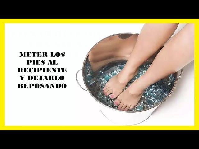 Logra unos pies bonitos y sanos con este secreto de belleza