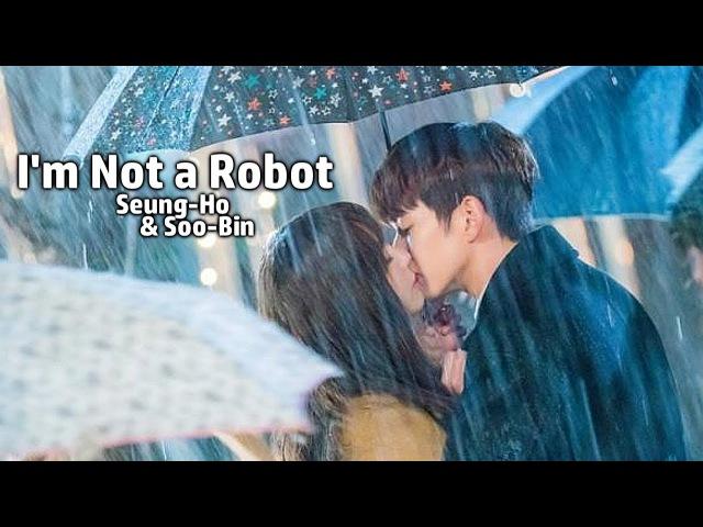 로봇이 아니야 I'm Not a Robot MV || you're my saving grace (Yoo Seung-Ho x Chae Soo-Bin)