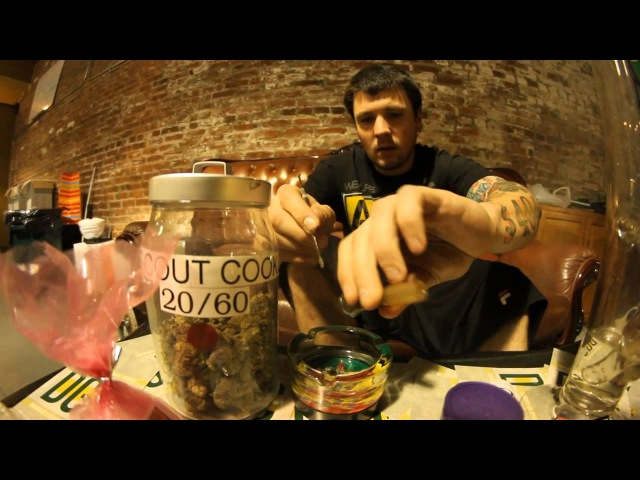 DGC Girl Scout Cookies Presidential OG Review: 2013