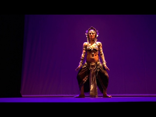 Eva Sampedro - Indian Tribal Fusion (Exile ResolutionAnticlimax)(San Sebastian, 2018)