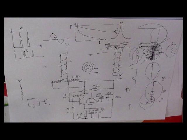 ДЛR55. Один многослойный бублик из двух половинок (Качер. Плюс на низ индуктора) (а...