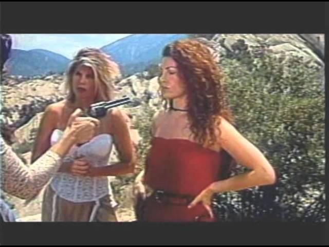 Tony Clay Six Gun Women Positive Image Film/Video Prods.