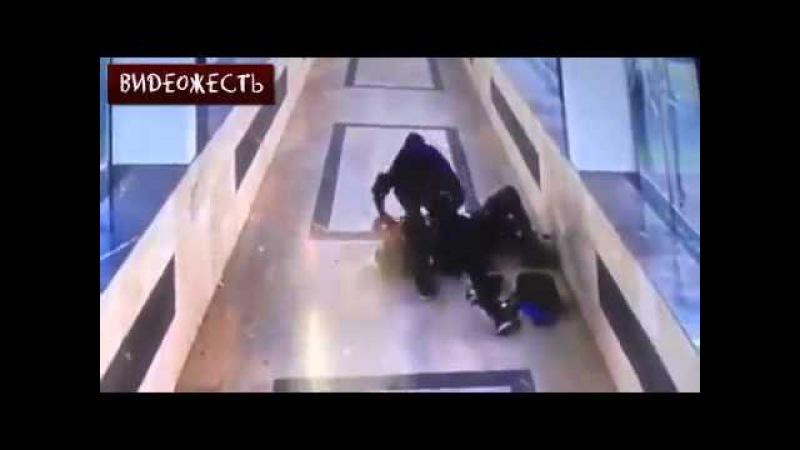 Убил ППСника Чечня Грозный © ВИДЕОЖЕСТЬ