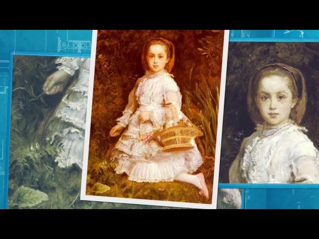 Джон Эверетт Милле | John Everett Millais - живописец, Англия, XIX век. Прерафаэлитизм