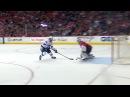 Nikita Kucherov pulls off No Shot goal to score on Braden Holtby