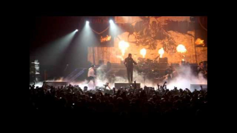 Avenged Sevenfold - Critical Acclaim(Live in the LBC) HD 1080p