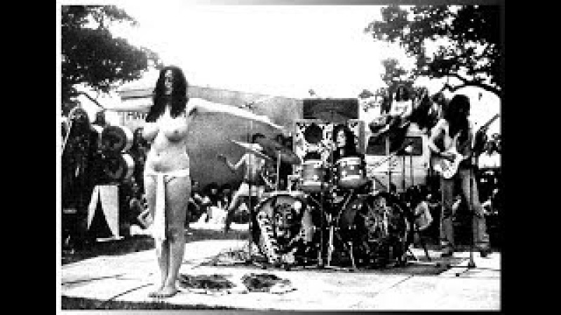 HAWKWIND - HURRY ON SUNDOWN - U. K. UNDERGROUND - 1970