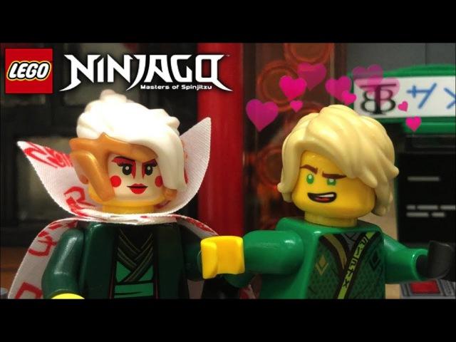 Lego Ninjago: LLOYD HARUMI a LOVE STORY (Read Pinned Comment)