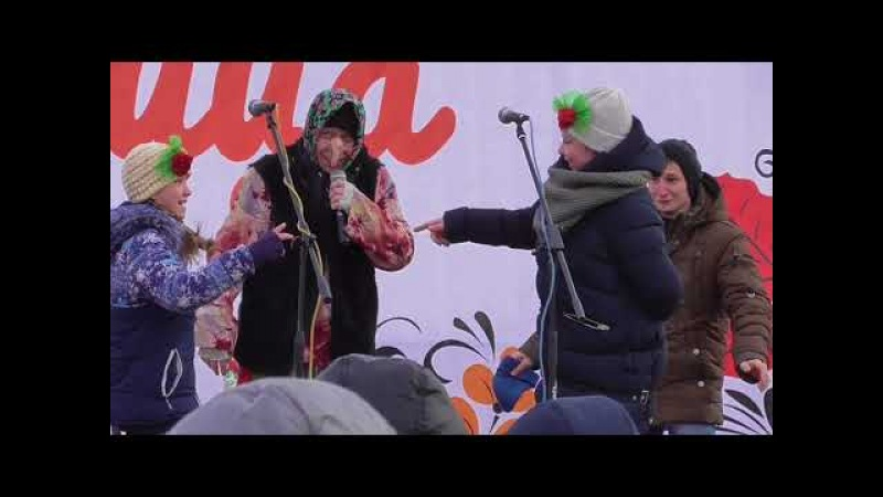 Тольятти. Масленица 2018. Проводы зимы.Tolyatti. Carnival 2018. Farewell to winter.