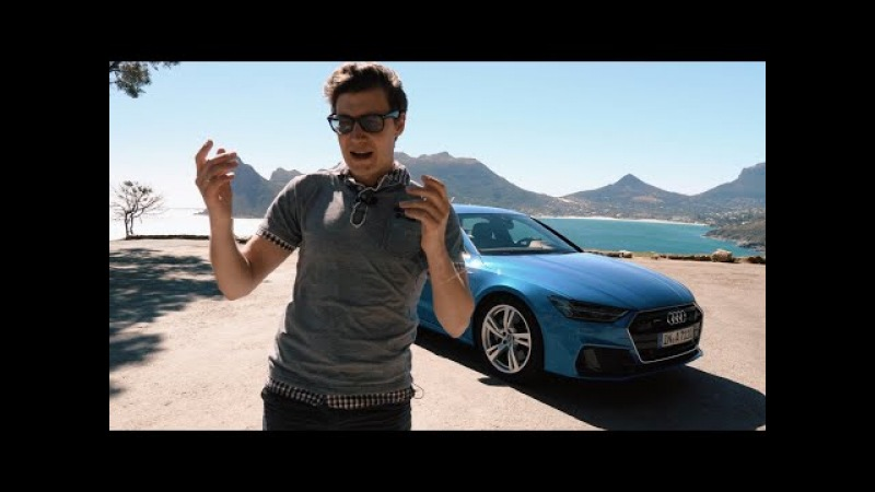 Audi A7 2019 лучше флагмана, но без автопилота. Тест-драйв и обзор