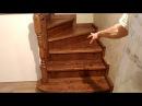 Супер лестница С встроенными ящиками и полным фаршем