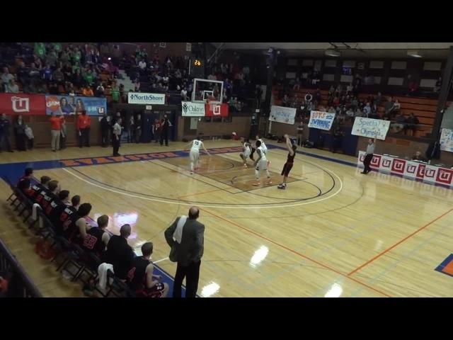 Evanston TWP H.S. Freshman- Blake Peters Game Winning Shot