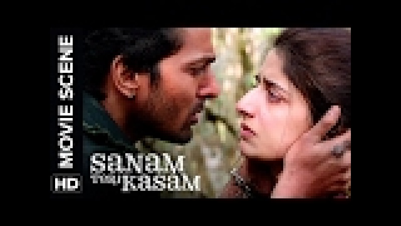 Harshwardhan questions about his love | Sanam Teri Kasam | Movie Scene