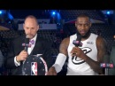 LeBron James Joins Inside the NBA | February 18, 2018 | 2018 NBA All-Star Game