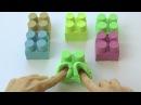 Ищем Игрушки Машинки для Детей в Конструкторе Мега Блокс из кинетического песка