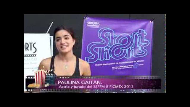 Universidad de la Comunicación Paulina Gaitán nos invita al 8vo Short Shorts Film Festival México