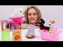 Spielspaß mit Nicole - Barbie fährt im Urlaub - Video für Kinder
