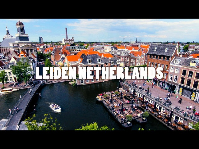 Leiden City Netherlands Travel to Holland