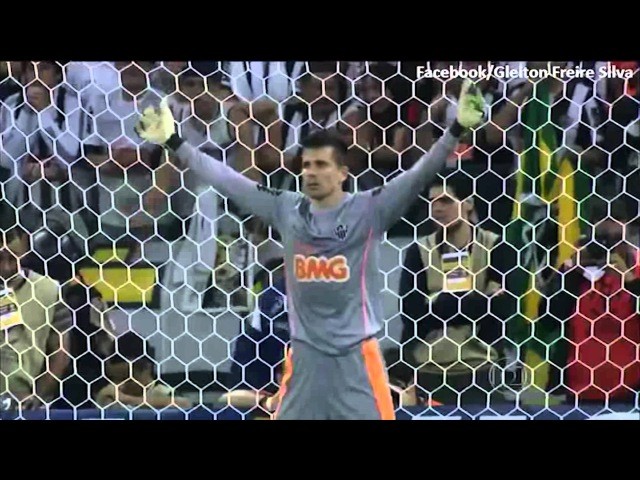 Todos os Pênaltis defendidos por São Victor do Horto - Galo - Atletico Mg
