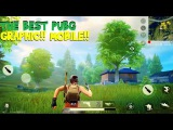 THE BEST PUBG FOR MOBILE!! PLAYERUNKNOWN'S BATTLEGROUNDS MOBILE!! 荒野行动