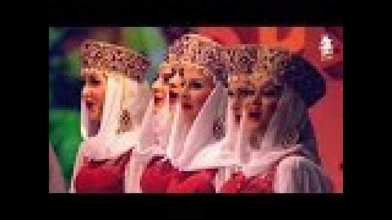 Матушка Россия (Mother Russia) - Pyatnitsky Russian Folk Chorus (2014)