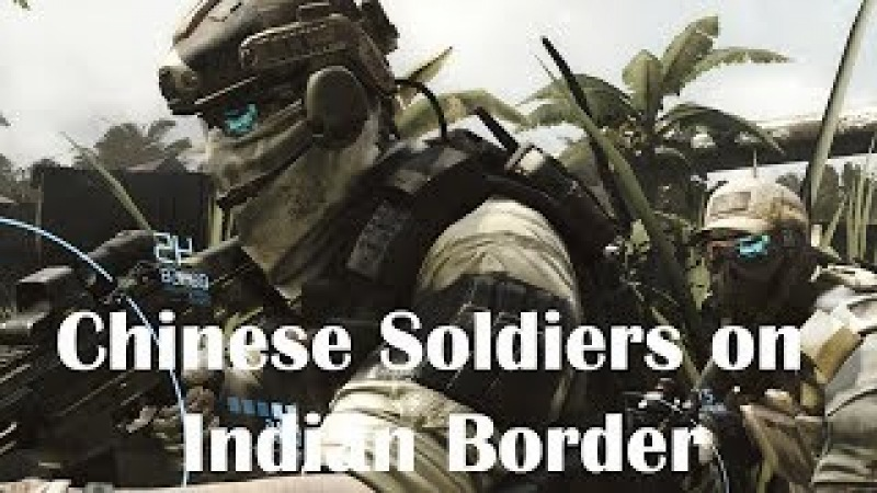 PLA equips troops along Indian border with US army-style combat gear Report