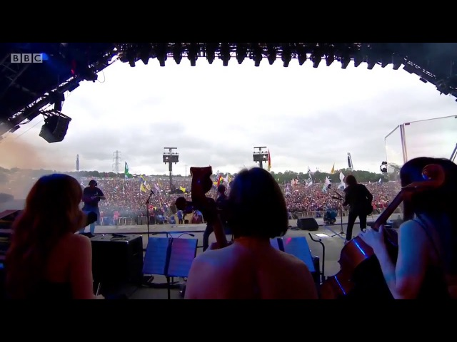 Rockaria! Jeff Lynnes ELO Live with Rosie Langley and Amy Langley, Glastonbury 2016