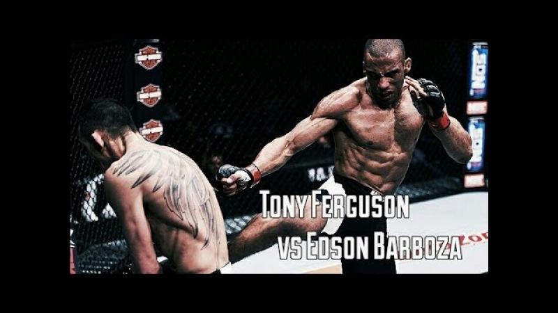 Tony Ferguson vs Edson Barboza ● Fight Highlights ● HD