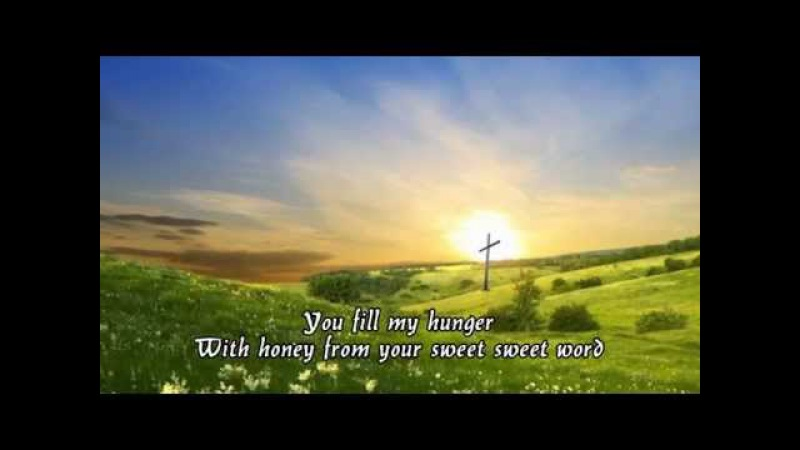 YOU MAKE ME LIE DOWN IN GREEN PASTURES (With Lyrics) : Acoustifield Worship