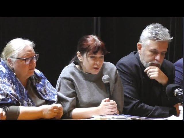А.Савельев, Н.Квачкова и Е.Рохлина в Дубне. Встреча с дов.лицами Грудинина (5.03.18)