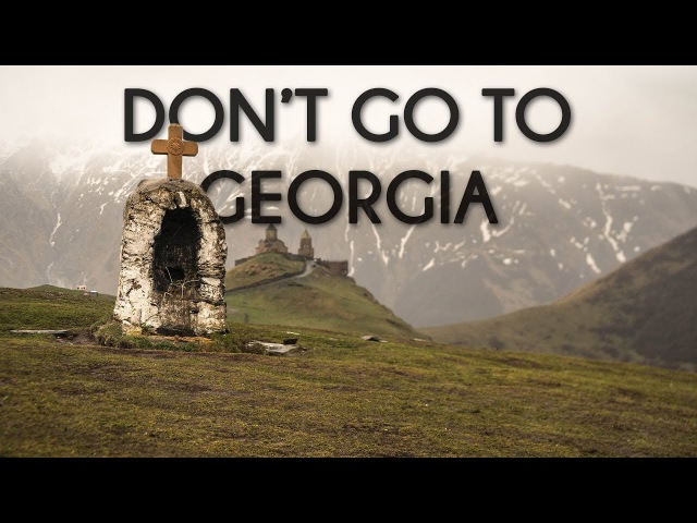Don't go to Georgia - Travel film by Tolt 10