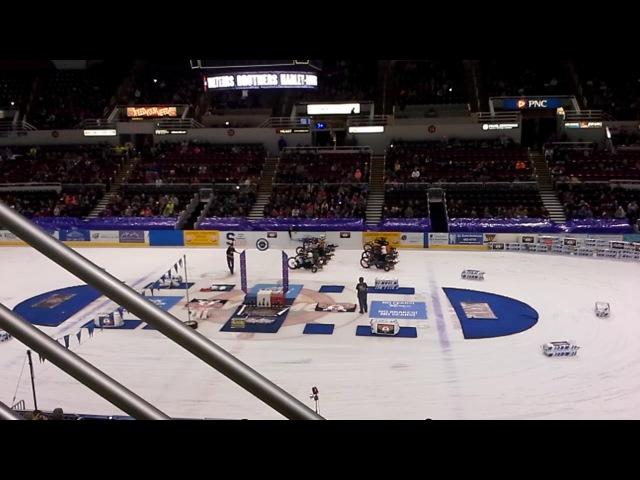 Drift trike ice racing 1-17-18 XIIR