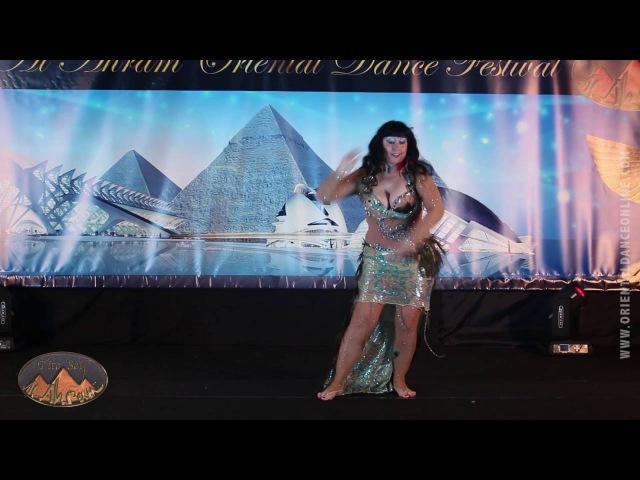 Carmen Maat 4 th Al Ahram Festival by Tito Seif