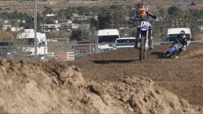 Lake Elsinore SX on a Monday | RAW | TransWorld Motocross