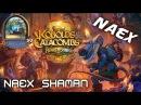 Hearthstone Naex Shaman Kobolds Catacombs Expansion 6 Bosses
