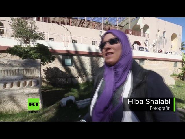 Fotografin dokumentiert Verfall von Tripolis Es bricht mir das Herz, wenn ich solche Sachen sehe