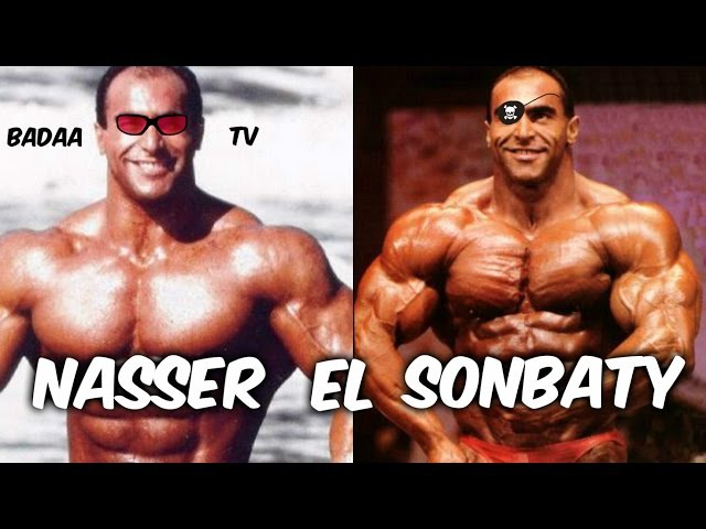 Bodybuilding Motivation - Nasser Beast From East El Sonbaty