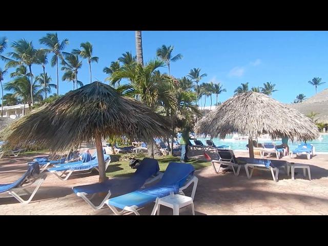 Dominicana, Punta Cana, Vik Arena Blanca 4(2014) Sergey Lomackin(Magnitka)
