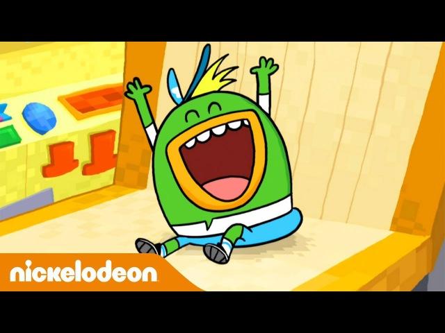 Хлебоутки | 1 сезон 9 серия | Nickelodeon Россия