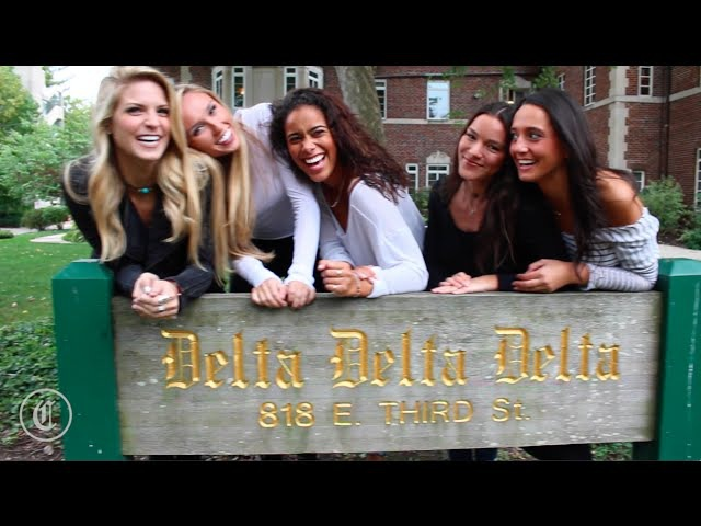 Indiana University : Tri Delt - 2016 Recruitment Video