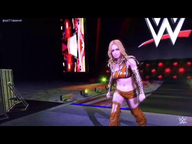 WWE 2K17: Jessica West (PS4)