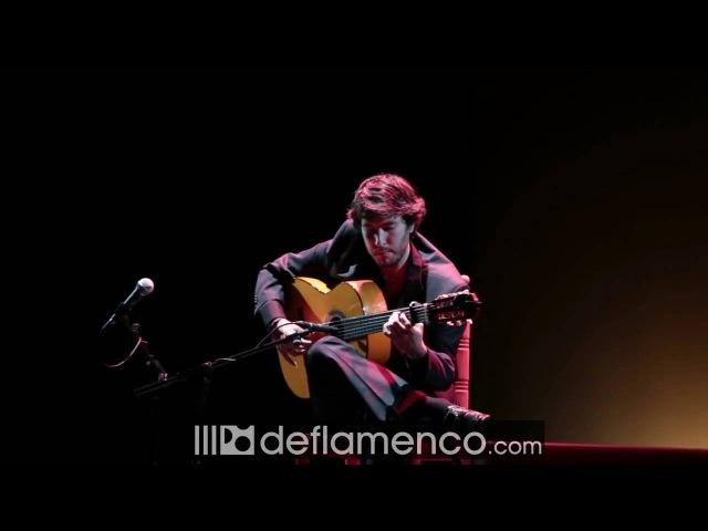 Yago Santos guitarra flamenca en concierto