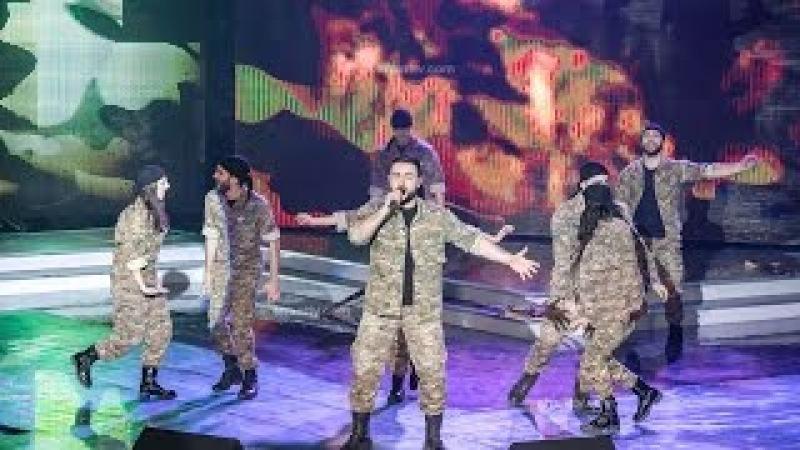 X-Factor4 Armenia-Gala Show 7-Abraham Khublaryan-Sirusho-Zartonq 02.04.2017